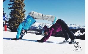 """Snowga"" - Winter 2015 Vail, CO"