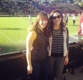 CU football games - Fall 2014 Boulder, CO
