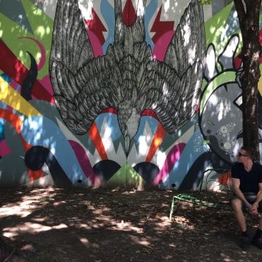 Murals in Cabbagetown