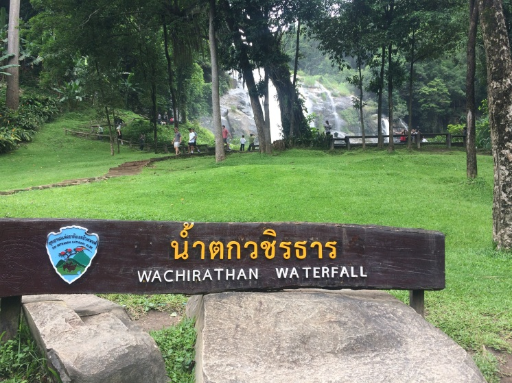 Wachirathan Waterfall