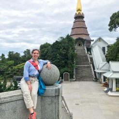 Me and the King's Pagoda