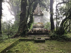 King Inthanon's burial Site
