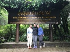 The highest spot in Thailand