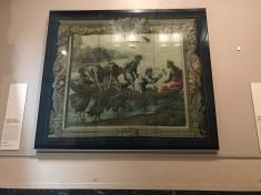 Raphaels Cartoons at the Victoria and Albert