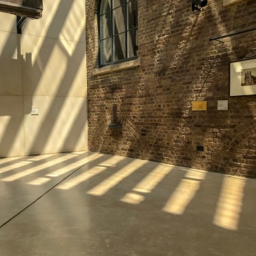 Shadow play at the Victoria and Albert
